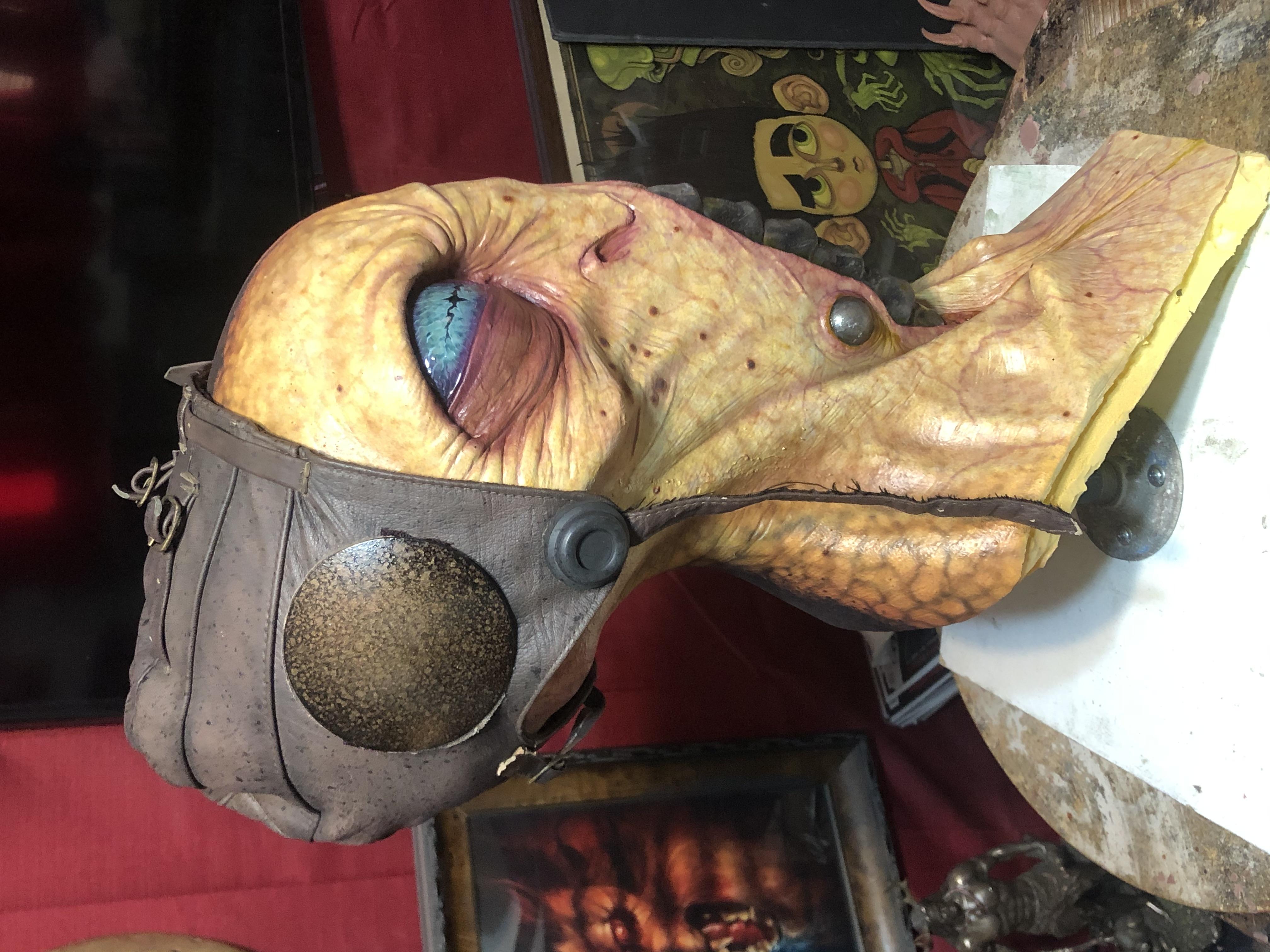Original cantina creature #6