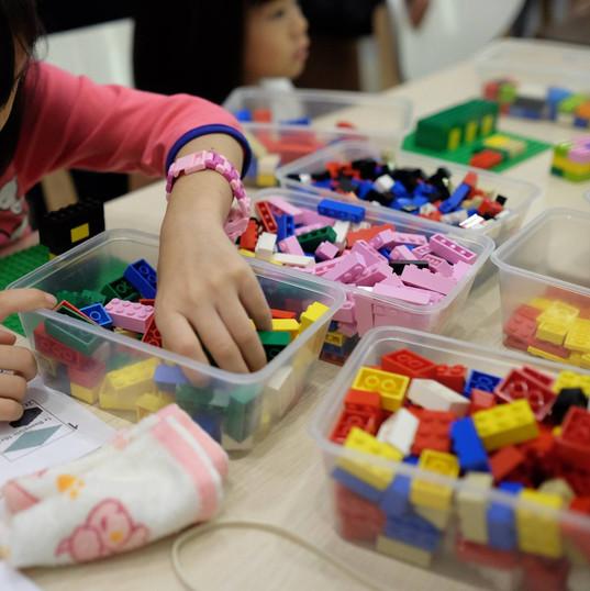 Kids Lego Session