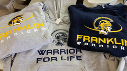 WARRIOR FOR LIFE