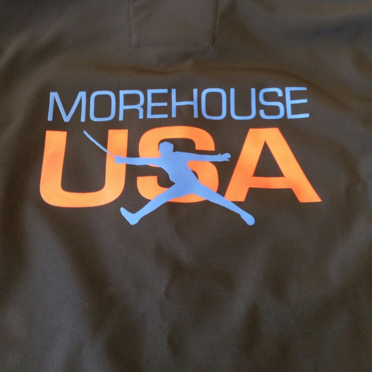 MOREHOUSE USA SILK SCREEN