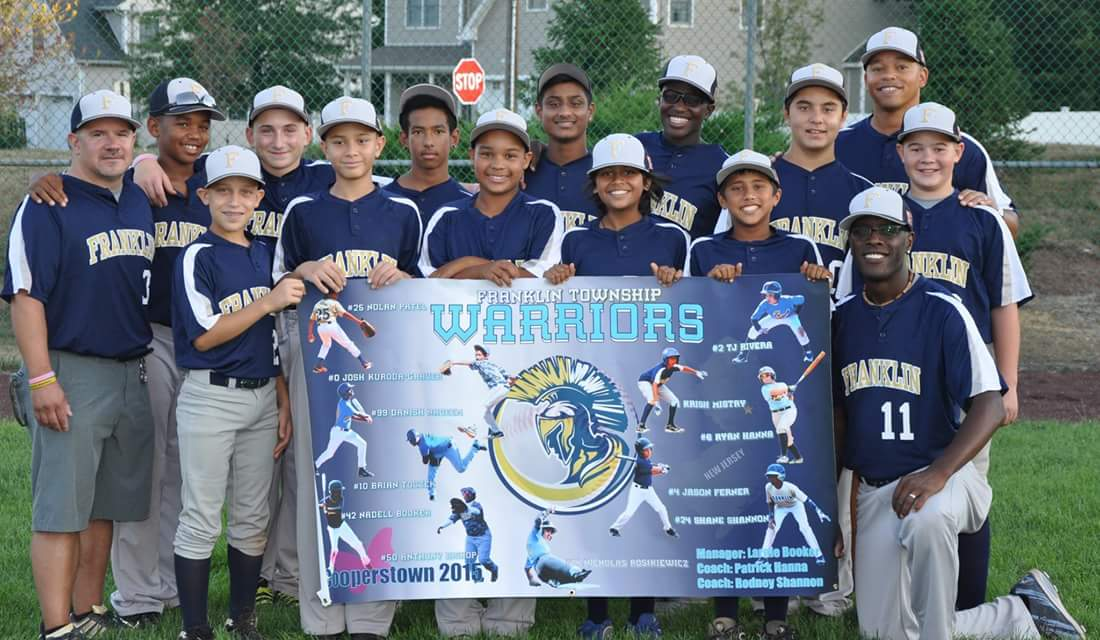 WARRIORS BASEBALL COOPERSTOWN