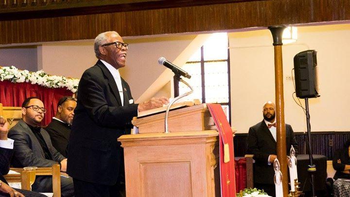 Deacon Emeritus Anderson