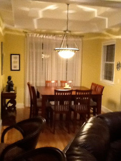 Hanahan Dining Space