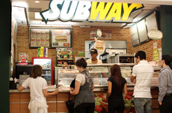 Subway - Shop. Iguatemi Campinas