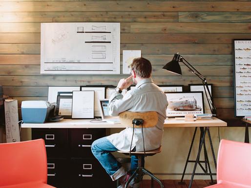 5 dicas para montar o Home Office perfeito