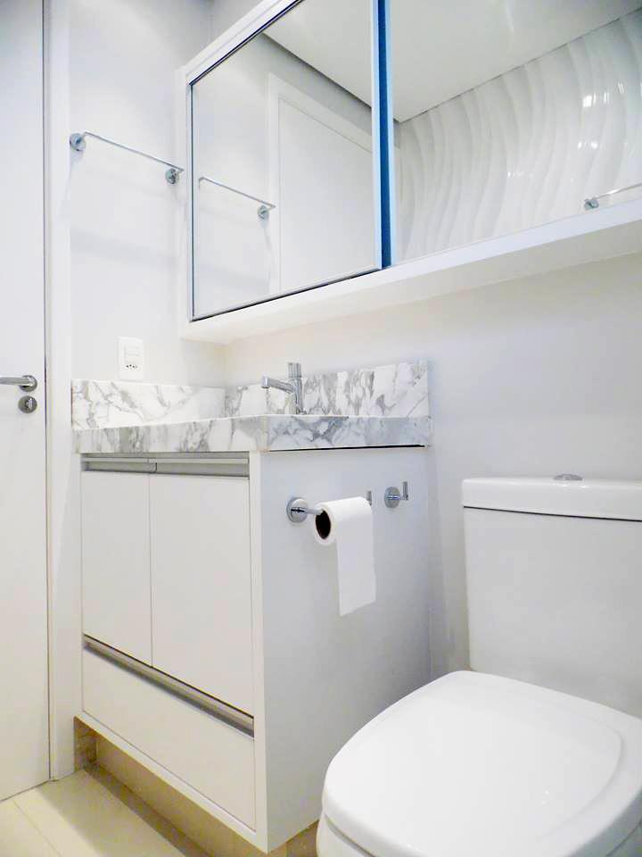 Banheiro Suíte Pronto