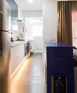 Cozinha - Vista Lateral