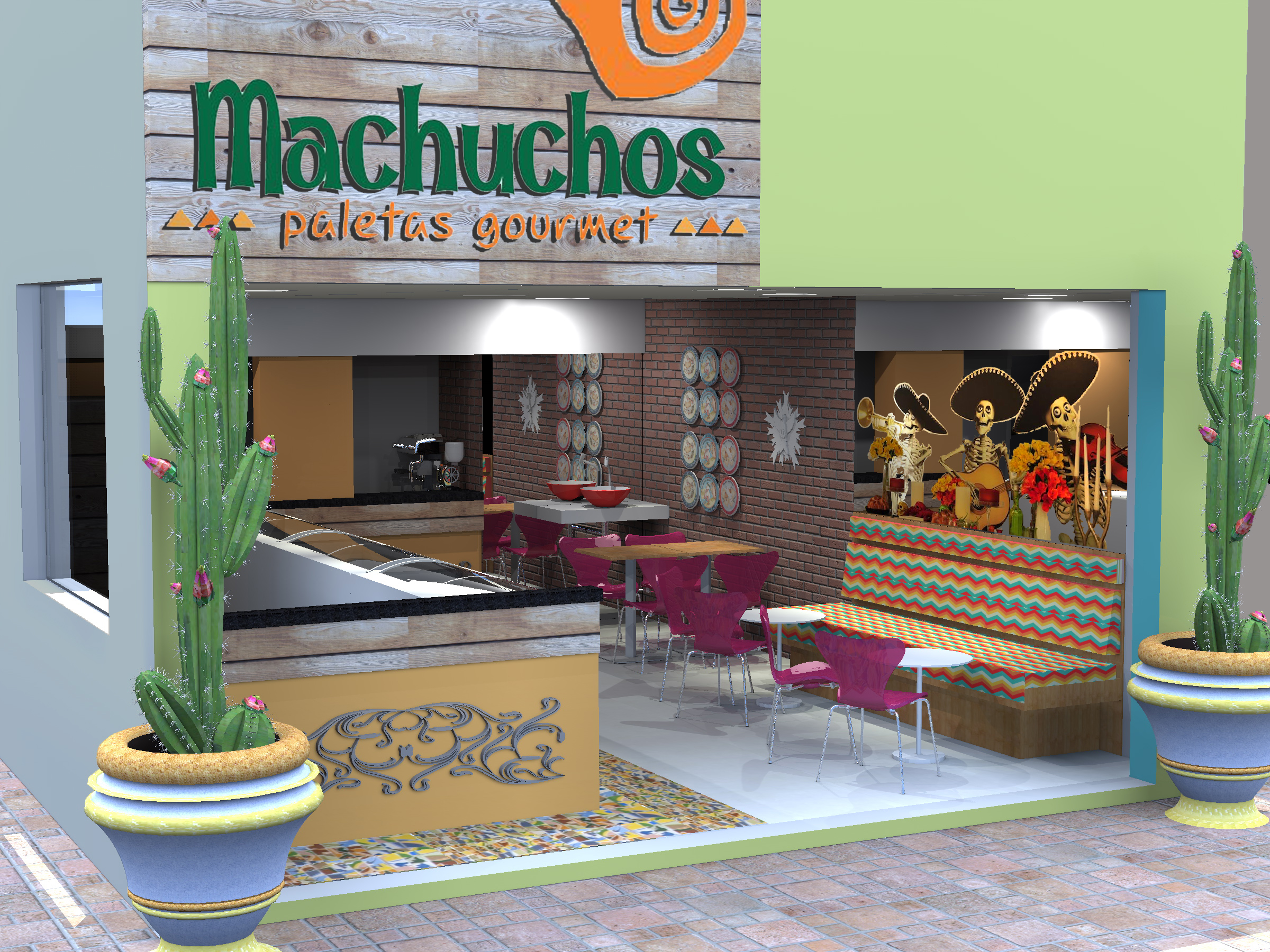 Machuchos - Paletas Gourmet