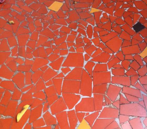 A história do piso de caquinhos das casas paulistas