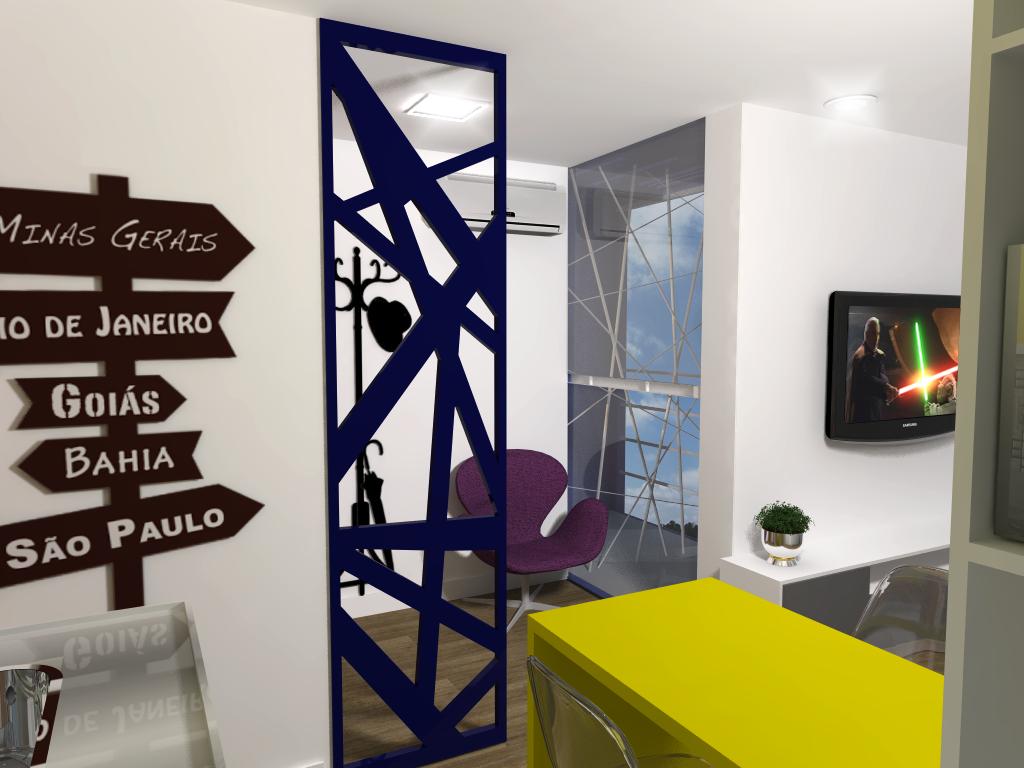 Apartamento Tipo - Vista Sacada
