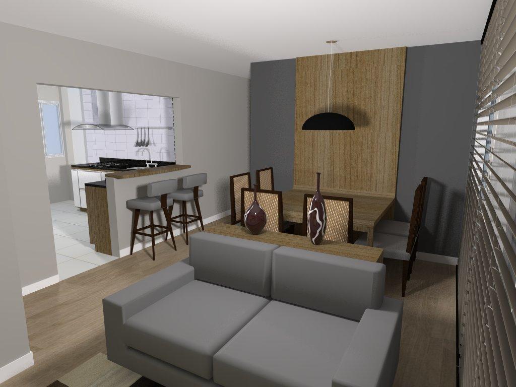 Apartamento Cândido Portinari