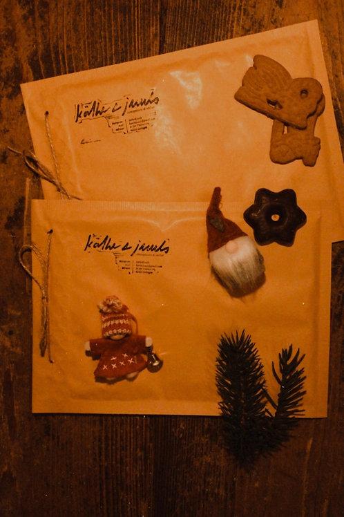 Weihnachtswichtel Post