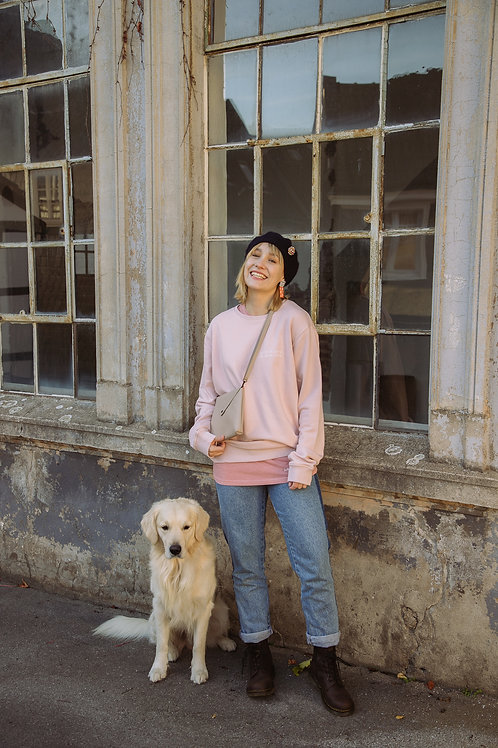 Käthe&Juuls Softe Rose Sweater