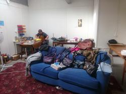 Our workshop in Preston