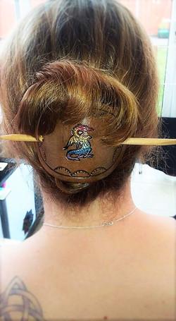 Hair Barrette (2)