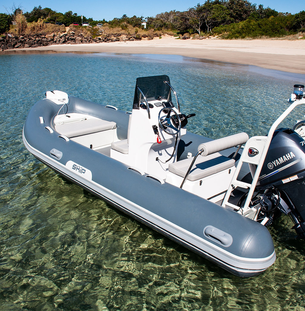 Inflatable Boat Gold Coast | Queensland | Skip Inflatables