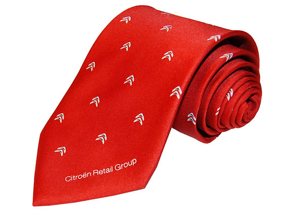 Promotional products branded corporate uniforms workwear ties UK suppliers manufacturers, with screen printed company logos.