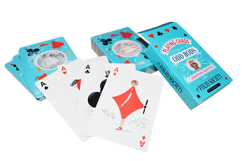 Bespoke corporate gifts promotional customised playing cards with personalised boxes printed with full colour company logos.