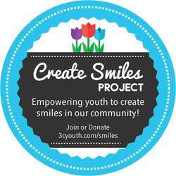CreateSmiles-Sticker