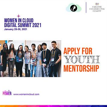 WiC_Summit 2021_Youth Mentorship_TEMPLAT