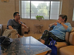 Talk with Professor Yong'an Zhang