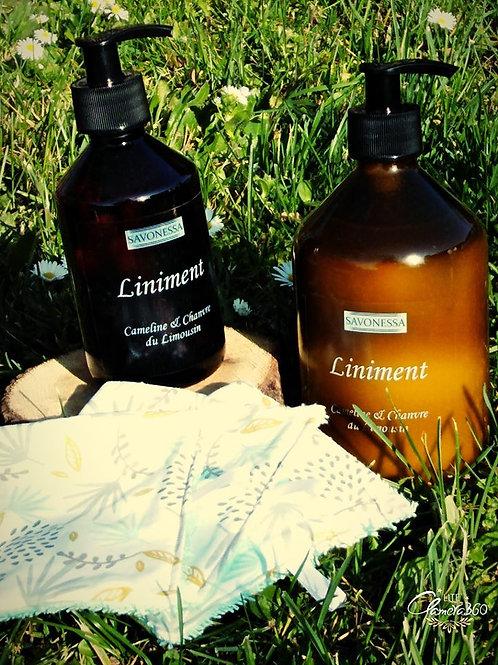 Liniment Chanvre & Cameline du Limousin