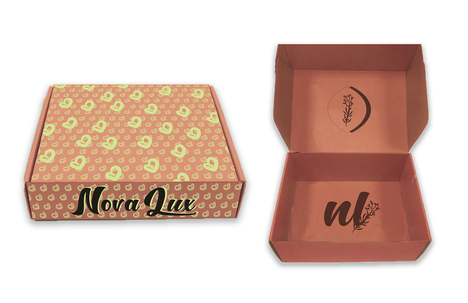 Fake Business Packaging - Nova Lux