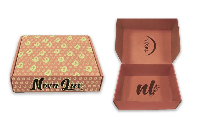 Fake Business Packaging - Nova Lux