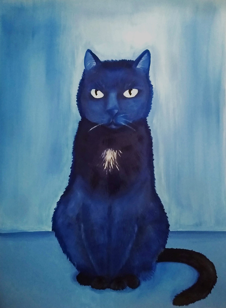 Blue Isabel