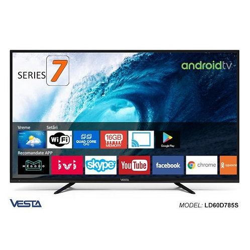 Smart TV VESTA LD60D785S 4K