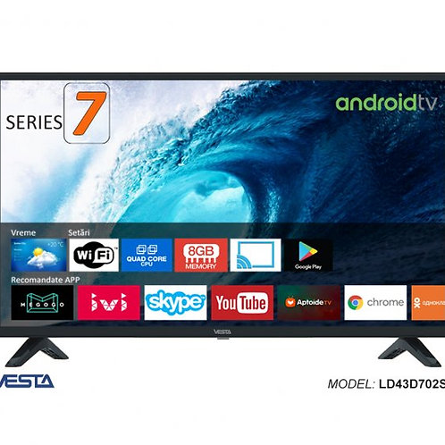 "Smart TV Vesta 43"""