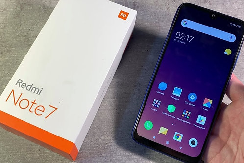 Xiaomi RedMi Note 7 EU 64GB RED