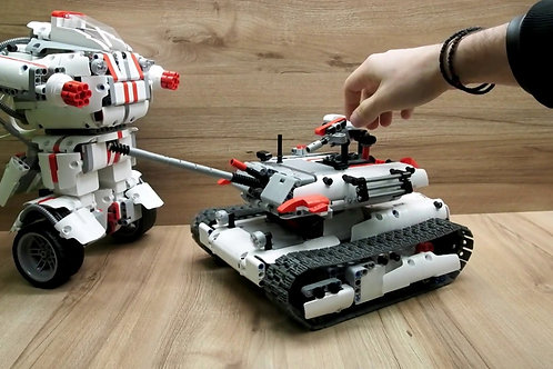 "XIAOMI ""MITU Mi Bunny Block Robot - Builder"