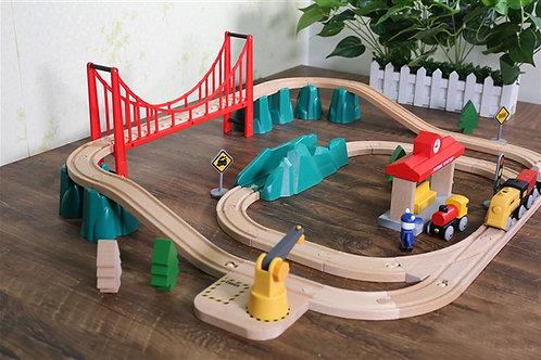 """XIAOMI """"MITU Mi Toy Train Set"""