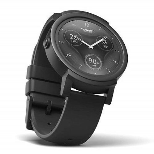 Ticwatch  E by Mobvoi, Shadow Black
