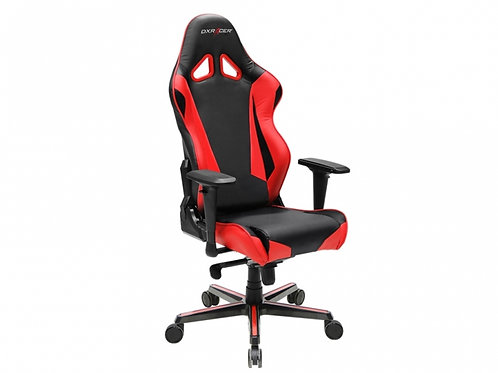 Gaming Chairs DXRacer - Racing PRO GC-R131-NR-V2, Black/Black/Red