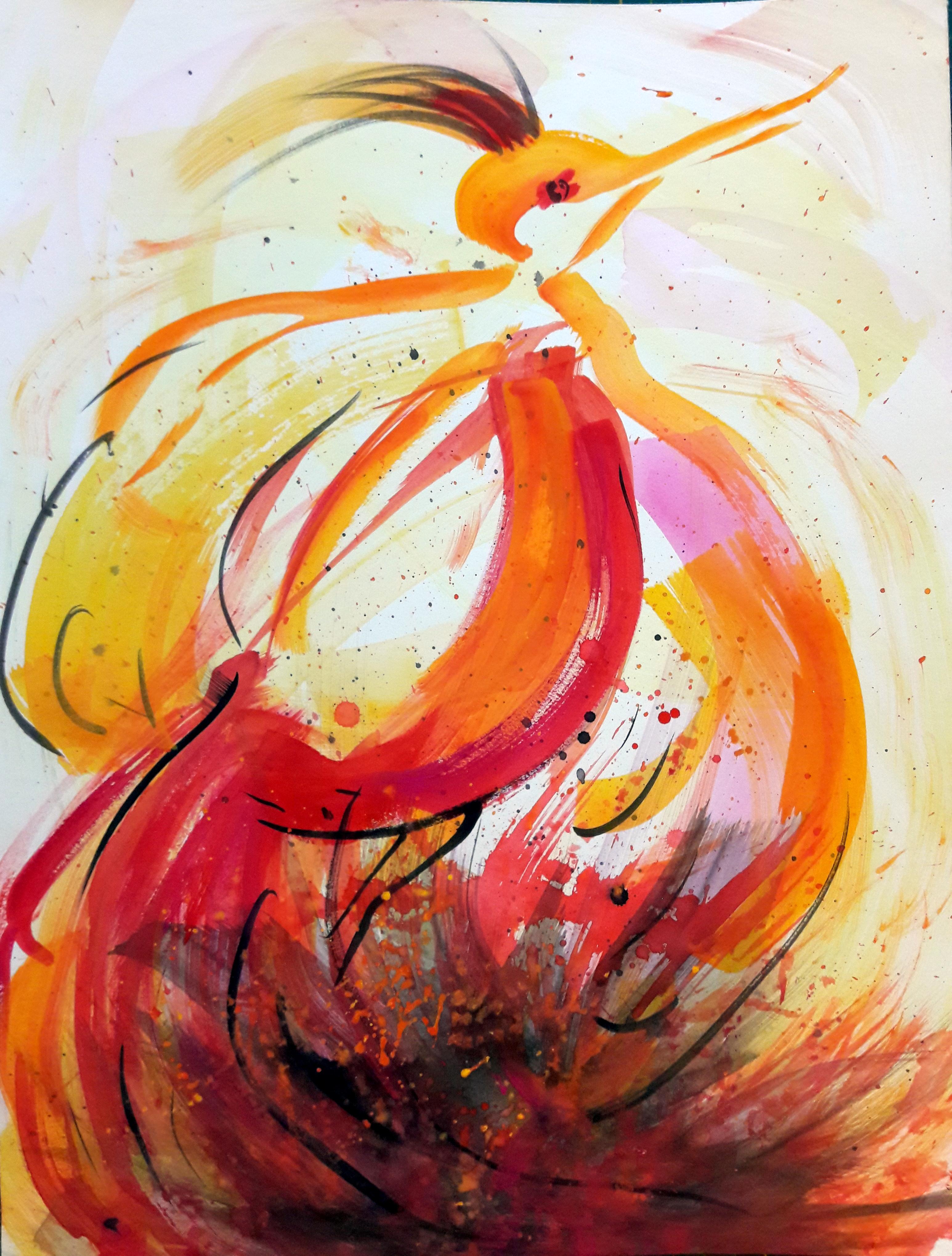 Feuervogel 1