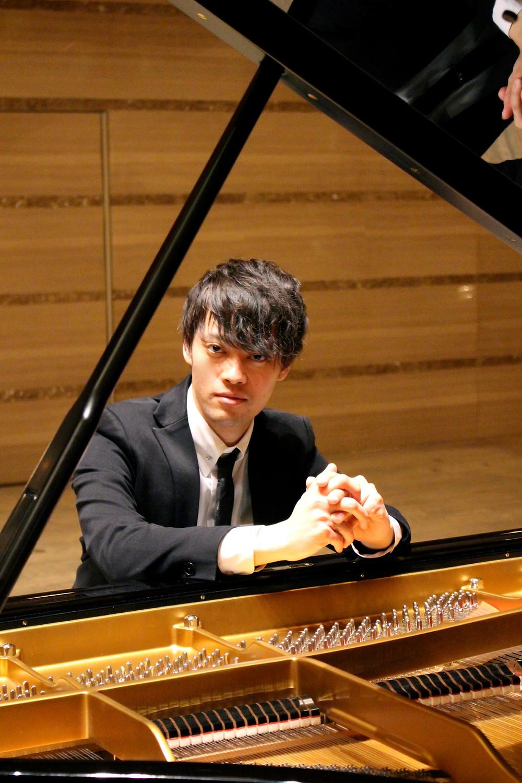 ピアニスト三國先生💓