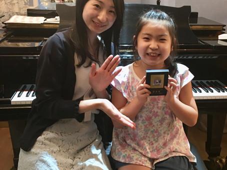 【江東区の音楽教室】ピティナ・ピアノコンペティション予選通過おめでとう🏆⑦⑧