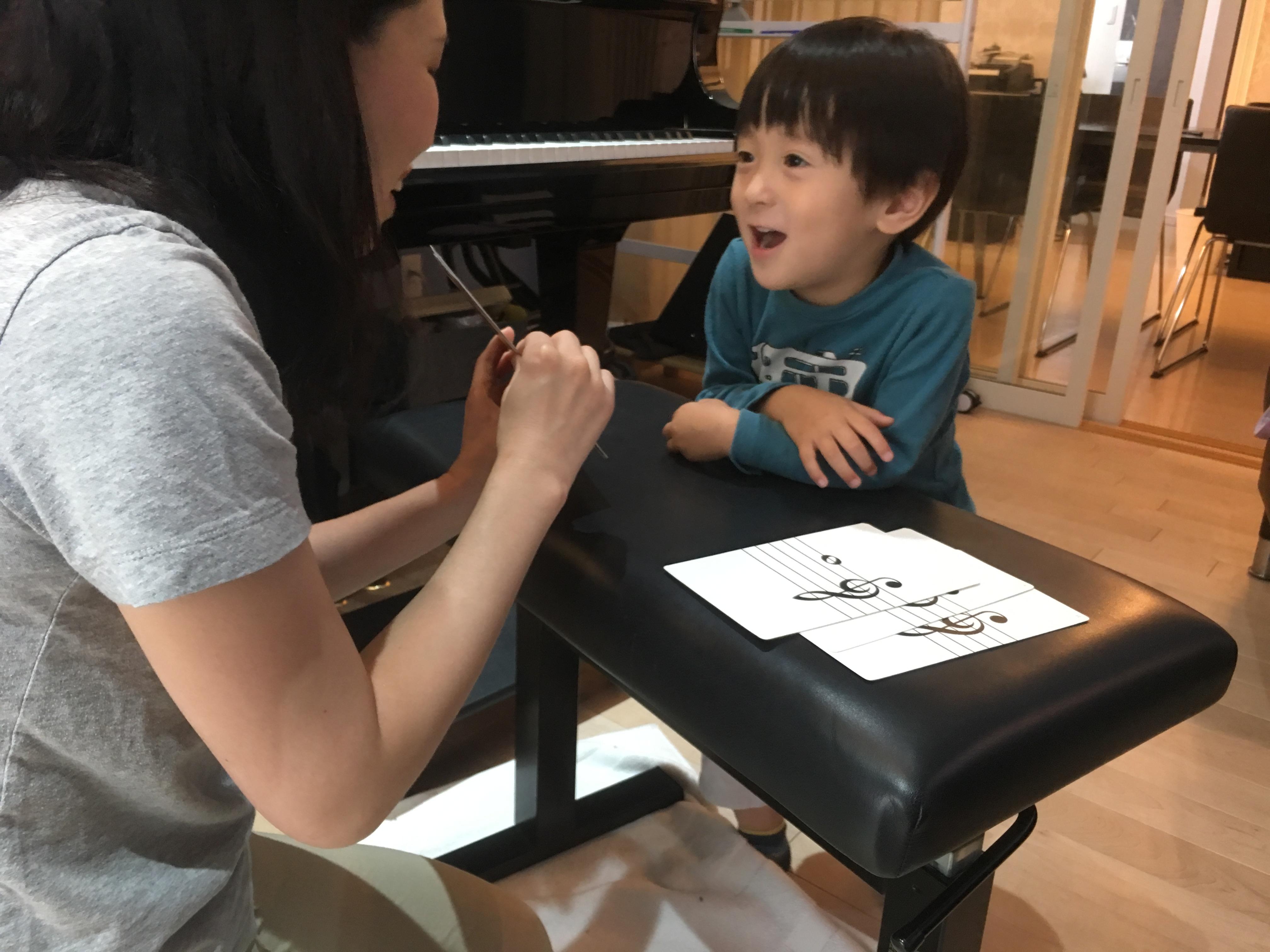 初めてのピアノコース
