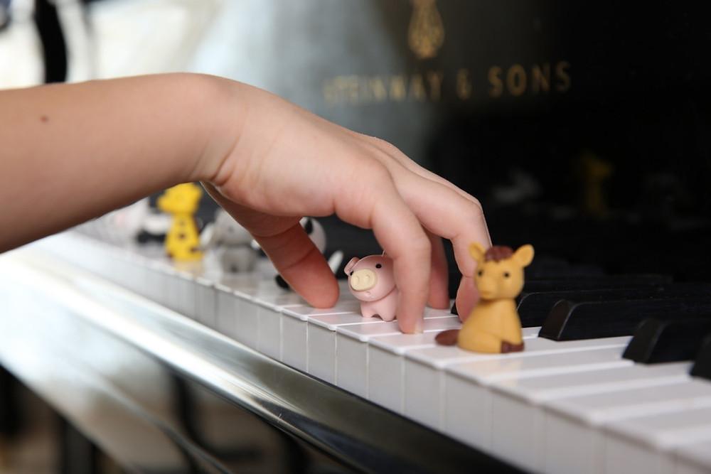 お子様のピアノ、お悩みはありませんか?