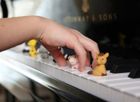 お子様のピアノに対する、お父様&お母様の気持ちが整理されるおすすめの本