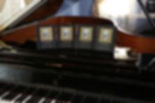 ピアノコンクールでの受賞実績多数
