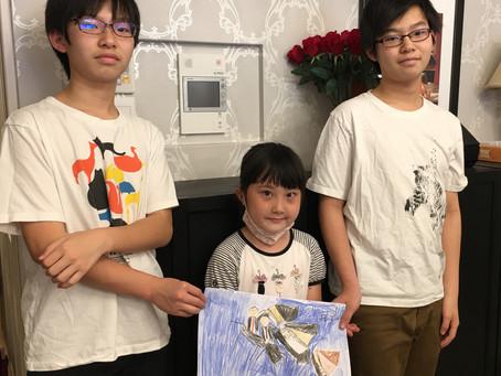 【江東区の音楽教室】生徒さんから生徒さんへ