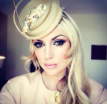 Rosanna Davison Makeup