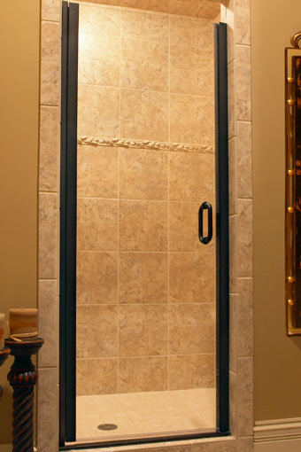 Infinity 1400 Frameless Swing Shower Door