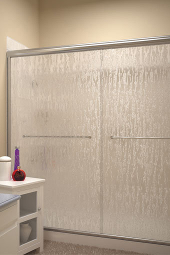 "Celesta 3850 (44"" - 48"") Frameless Sliding Shower Door"