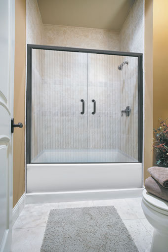 Infinity 1022 Swing Panel Shower Door