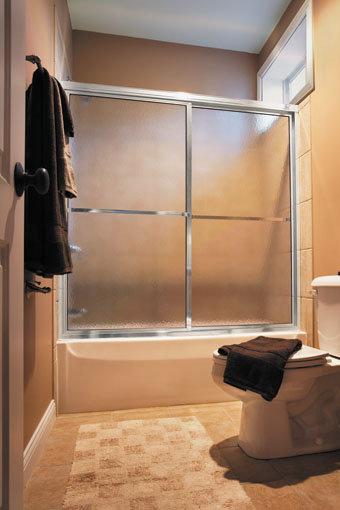 Logik 8775 Sliding Shower Door