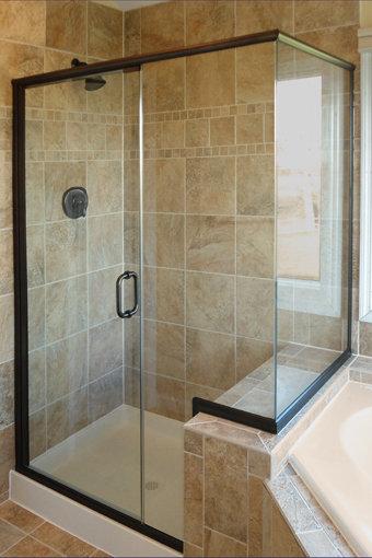 Infinity 1415NP Swing Panel Shower Door